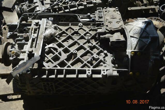 Коробка передач механическая КПП МКПП ZF DAF 16s181