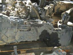 Коробка передач механическая КПП МКПП ZF MAN 16s221IT. ..
