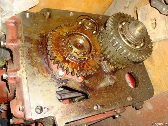 Коробка передач мтз 80-82 старого образца