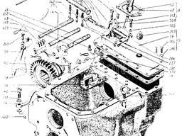 Вилка заднего хода 151.37.163-1 к тракторам Т-150К, ХТЗ