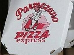 Коробка под пиццу 32 см с доставкой по Одессе