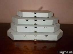 Коробка для пиццы 24, 5 см