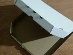 Коробка під піцу мікрогофра
