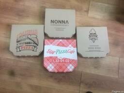 Коробка под пиццу Одесса.