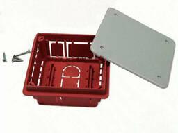 Коробка распределительная внутренняя №37 усиленная 92х92х45