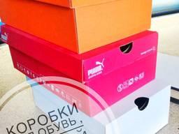Коробка самосборная обувная Свитпак найк Т-22. . .