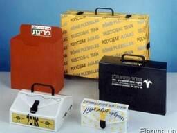 Коробки, ящики с сотового полипропилена
