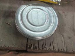 Коробочка алюмінєва Діаметром 7 висотою 1 см