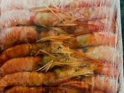 Королевская креветка Langostino Austral L2 свежемороженая