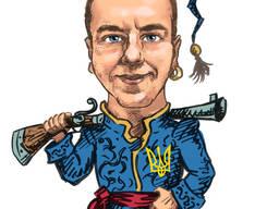 Корпоративные подарки сотрудникам на День Козацтва Украины