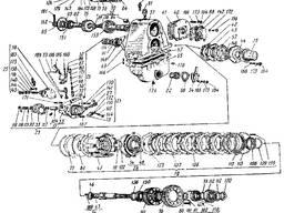 Втулка 150.41.296 к тракторам Т-150К, ХТЗ