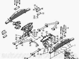 Корпус балансира задней подвески FAW-3252 ФАВ (2918046A260B)