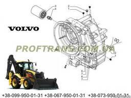 Корпус КПП VOLVO BL71 вольво корпус трансмиссии