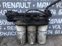 Корпус масляного фильтра б/у на Renault Magnum DXI460