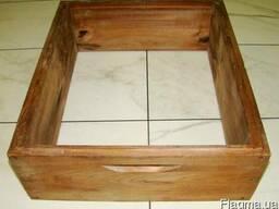 Корпус на 10 рамок ½ Дадан (145 мм) (липа)
