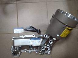 Корпус теплообменника MAN F2000, MAN TGA, Neoplan D2866/76