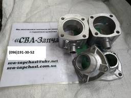 Корпус термостата ЯМЗ 236 коробка и крышка 236-1306052/53
