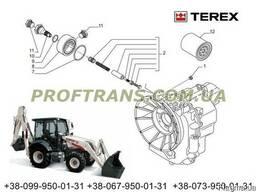 Корпус трансмиссии TEREX 820 терекс корпус КПП