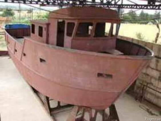 Корпуса малых судов, катеров и яхт -постройка