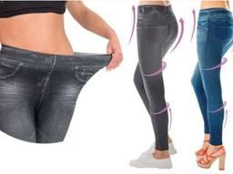 Корректирующие джинсы Slim 'N Lift Caresse Jeans разные цвет
