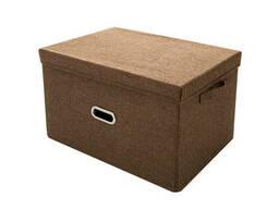 Корзина для игрушек METR+ (Brown) (MR 0339-4(Brown))