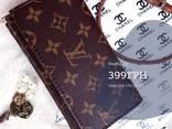 Кошелек louis vuitton луи витон моннограм жіночий гаманець - фото 1
