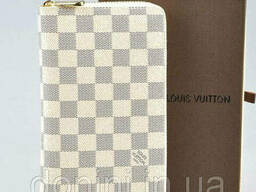 Кошелек женский Louis Vuitton, кожа, Франция