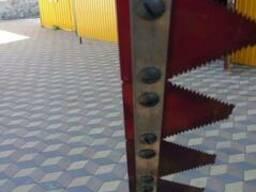 Коси (ножі) в зборі до жаток Claas 6m, 6.6m, 7.5m, 9 M