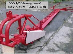 Косилка на Т-16, тракторная пальцевая(сегментна) КТП-1,8 - фото 5