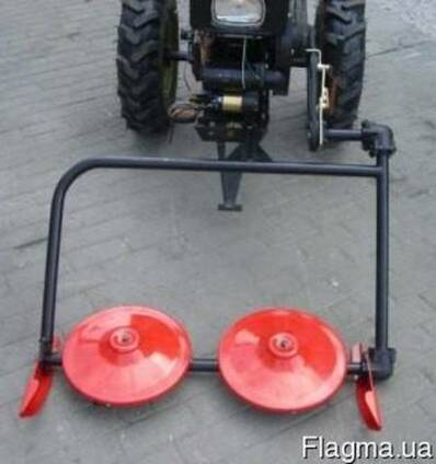 Косилка роторная для ременного мотоблока