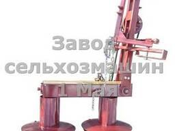 Косилка роторная КР-1,3 на минитрактор усиленная