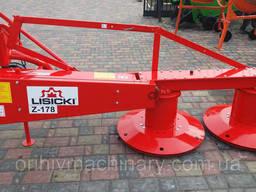 Косилка роторная Lisicki от 1.35 м до 1.85 м