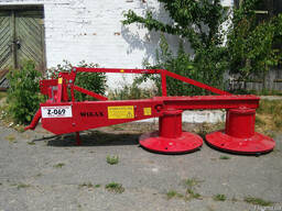 Косилка роторная Z-169 1. 65 m Wirax