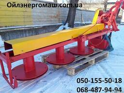 Косилка трех роторная КТР-1.8 Завод
