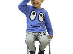 Костюм детский с шелкографией