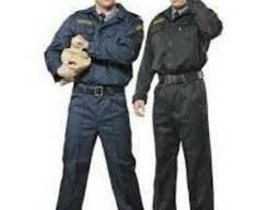 Костюм для охраны, униформа охранника, спецодежда для охраны