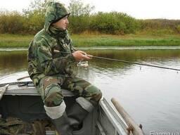 Костюм для рыбалки и охоты, камуфлированный,мужской.женский