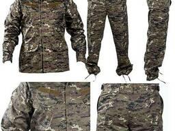 Костюм горка мужской, утепленный. камуфлированный,куртка, бр