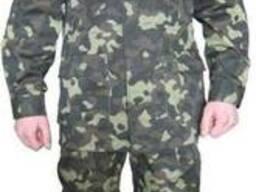 Костюм камуфлированный военно-полевой. Спецодежда