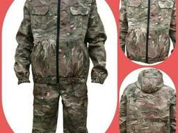 Костюм камуфляжный для военных, рыбаков и охотников деми Мультикам 46 р