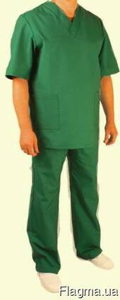 Костюм медицинский мужской