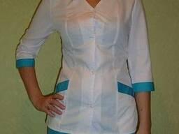 Костюм медицинский женский, медицинская одежда, куртка брюк