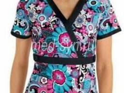 Костюм медицинский женский рубашка брюки