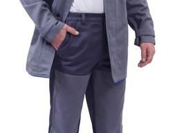 Костюм металлурга, куртка брюки, мелких брызг металла