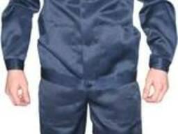 Костюм рабочий полукомбинезон с курткой