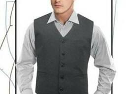 Костюм официанта (жилет, блуза, брюки)