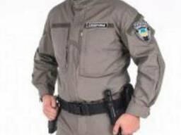 Костюм охранника Олива, ткань рип-стоп