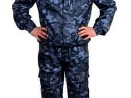 Костюм охранника Витязь камуфляж