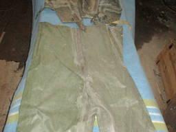 Костюм ОЗК куртка та штани з прорезиненої тканини