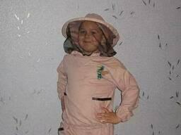 Костюм пчеловода Beekeeper 100% котон с маской «Детский»